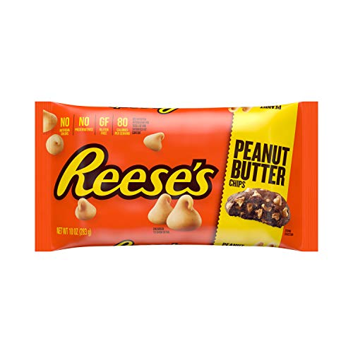 REESE'S Peanut Butter Chips, 10 oz