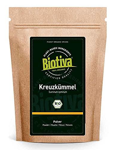 Cumino in polvere Bio - 250g - massima qualità - biologico - confezionato e controllato in Germania (DE-eco-005)