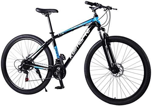 CSS Bicicleta, bicicleta de montaña, bicicleta de carretera, bicicleta de cola dura, 29 pulgadas 21/24/27 bicicleta de velocidad, hombres mujeres bicicleta de carreras de aluminio ligero 7-10,27 velo