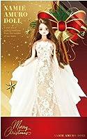 安室ドール 安室奈美恵 コラボ商品 完売商品 ドレス 白 AMURO DOLL finalspace グッズ ファイナルスペース セブン クリスマス 人形