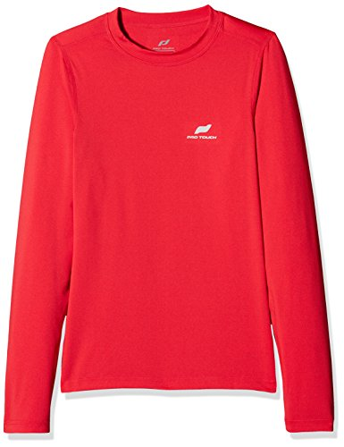 Pro Touch King Shirt Mixte Enfant, Rot, FR : L (Taille Fabricant : 164)