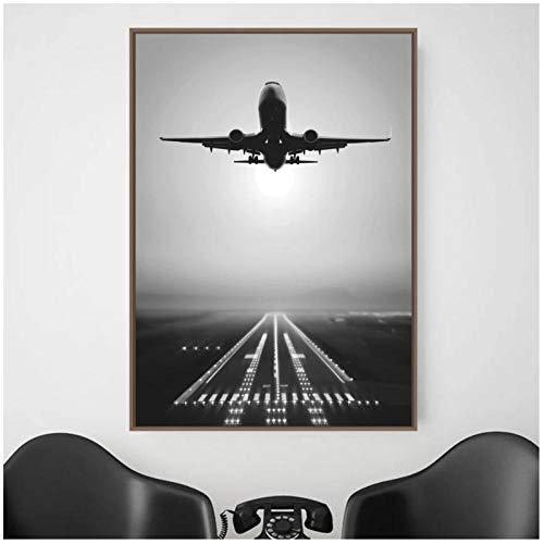 cuadro avion de la marca