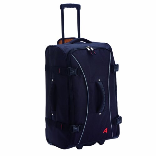 Athalon Luggage 29 Inch Hybrid Travelers Bag, Black, One Size