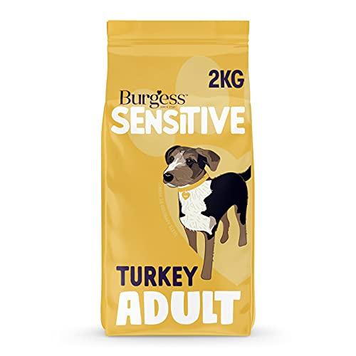 Burgess Sensitive Hypoallergenic Food for Puppies