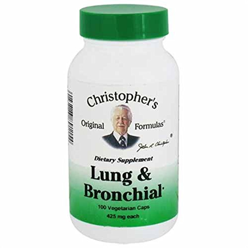 Lung and Bronchial Formula 100 Capsules
