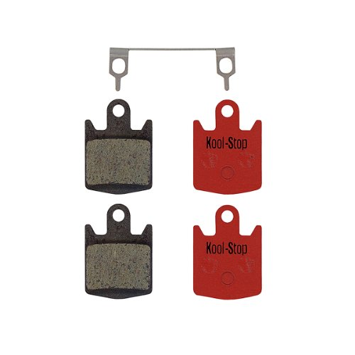 Pastillas de Freno MTB Kool Stop Compatible HOPE M4 Enduro DH4