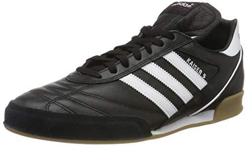 adidas Kaiser 5 Goal Botas de fútbol Hombre, Negro (Black/Running White Ftw), 39 1/3