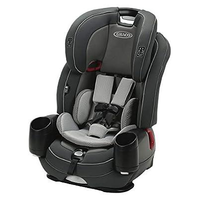 Graco Nautilus SnugLock LX 3 in 1 Harness Booster Car Seat, Cutler