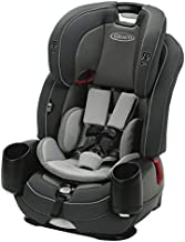 Graco Nautilus SnugLock LX 3 in 1 Harness Booster Car Seat, Cutler