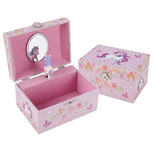 2. TAOPU Sweet Musical Jewelry Box