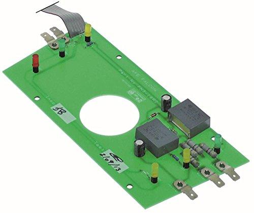 Falcon Carte d'affichage pour friteuse G2840 Longueur 200 mm Largeur 90 mm Câble 150 mm