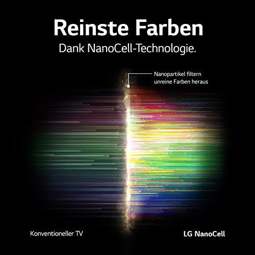 LG 55NANO867NA 139 cm (55 Zoll) NanoCell Fernseher 100 Hz [Modelljahr 2020] - 4