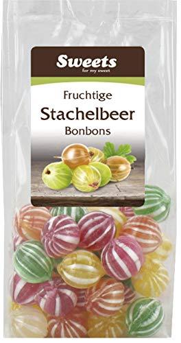 Odenwälder Hartkaramellen Stachelbeer Bonbons 150g