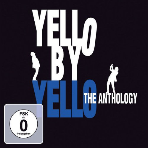 Yello by Yello - The Anthology (Limited Deluxe Edition 3CD+DVD)