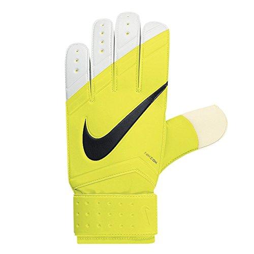 Nike Goal keeper(Gk) Classic Gloves (Black/Yellow, 11)
