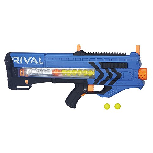 Hasbro Nerf Blaster Rival Zeus MXV-1200, Colore: Blu