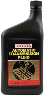 Toyota Genuine Parts 08886-02305 T-IV Transmission Fluid - 4 liter