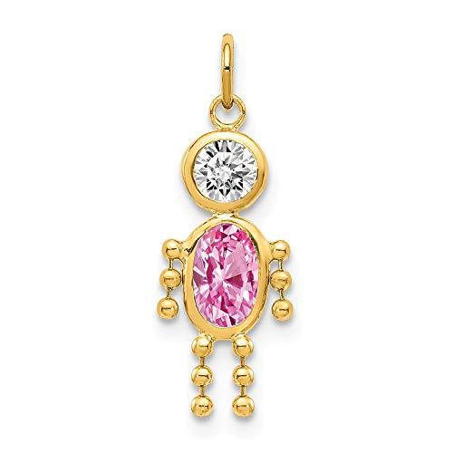 JewelryWeb QTC103730NC