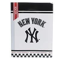 メジャーリーグベースボール[ファイル]10ポケット A4 クリアファイル/ニューヨークヤンキース MLB