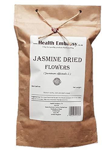 Flores de Jazmín 50g Té/Jasmine Flowers Tea 50g - Healt Embassy - 100% Natural