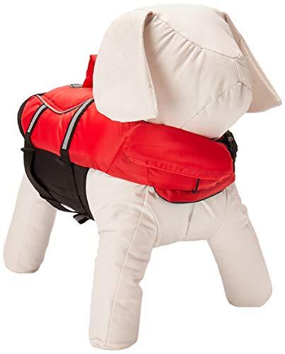 Trixie Chaleco Salvavidas para Perros, XS, 26 cm, Rojo/Ng