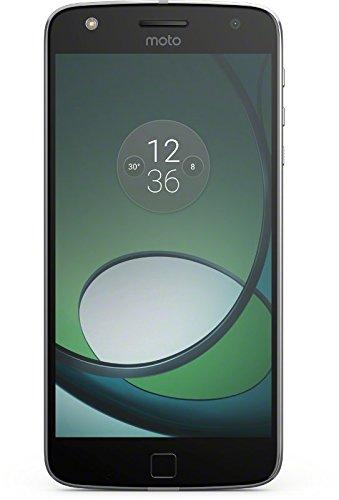 Moto Z Play - Smartphone de 5.5' (3 GB de RAM, 32 GB, cámara de 5 MP, Android 6.0.1), Color Negro