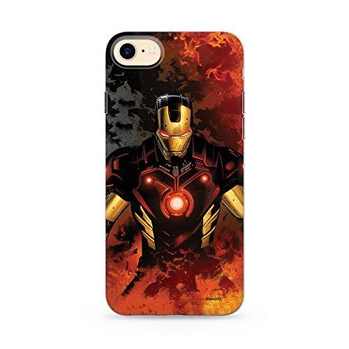 Ert Group MPCIMAN731 Custodia per Cellulare Marvel Iron Man 003 iPhone 7/ 8