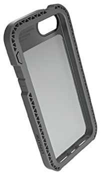 Lunatik SMK5-002 Seismik Touch Suspension Frame for iPhone 5 - 1 Pack - Retail Packaging - Grey/Clear