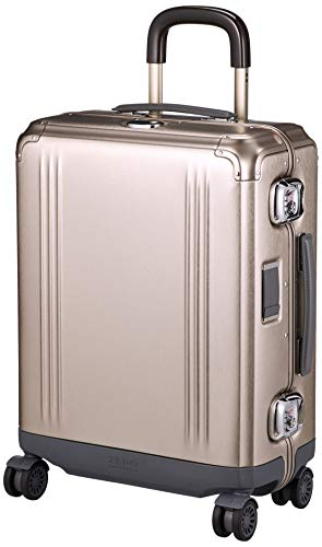 [ゼロハリバートン] スーツケース PURSUIT ALUMINUM 保証付 39L 51 cm 5.8kg ブロンズ