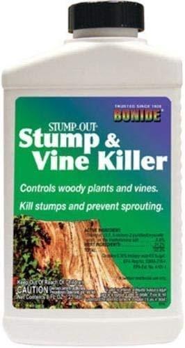 Bonide Pest Repellents (Bonide Vine and Stump Killer with Applicator 8 Fl. Oz - PackOf 2.
