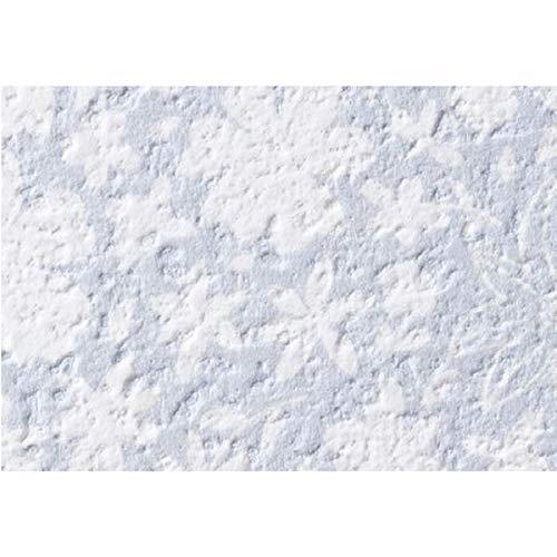 【長さ30mパック】 サンゲツ (EB2048) 生のり付き壁紙/糊つき 量産クロス 花柄 アクセント [N-EB2048-30]