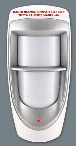 PMD85W-86 PARADOX SECURITY Anti-Diebstahl-Alarmanlage volumetrische Detektoren