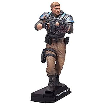 """McFarlane Toys Gears of War 4 JD Fenix 7"""" Collectible Action Figure"""