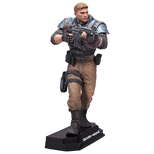 McFarlane 12005Gears of War 4JD Fenix Figura de acción