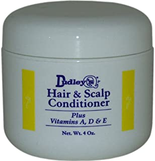 Dudley's Hair and Scalp Conditioner, 4 Ounce