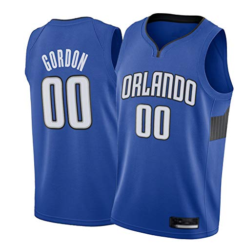 FGRGH Gordon Jersey para hombre, Magic #00 Retro Reloaded Edition Jersey, Neutral Swingman Baloncesto Chaleco S ~ XXL (95 ~ 110 kg)