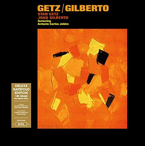Getz / Gilberto Lp [Vinyl LP]