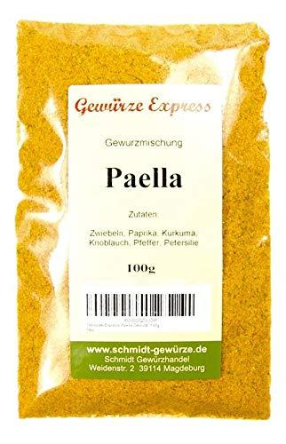 Gewürze-Express Paella Gewürz Reisgewürz 100g