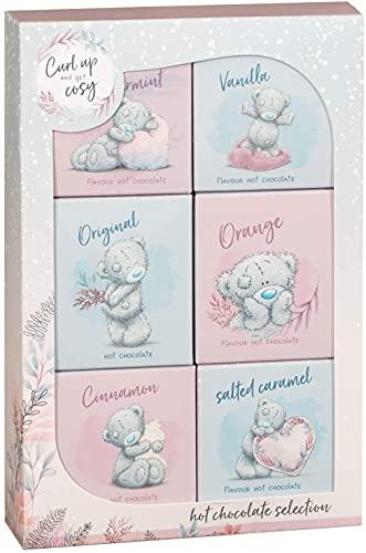 Me to You Tatty Teddy Hot Chocolate Selection Set regalo istantaneo per mix di cioccolata calda