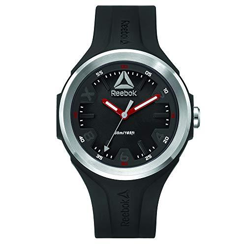 Reloj Reebok Análogo Impact Sleek para Hombre 44mm RD-IMS-G3-PBIB-BB