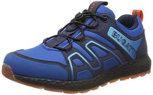 bugatti Herren 341589105900 Slipper, Blau, 47 EU