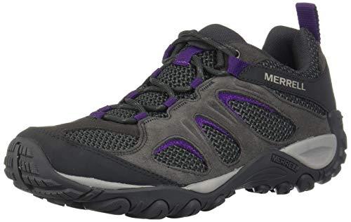 Merrell Women's Yokota 2 Hiking Shoe, Granite, 8