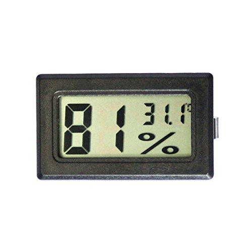 Mini Digital LCD Digital Thermometer Elektronische carthermometer Instrumente Luftfeuchtigkeit Hygrometer Temperatur