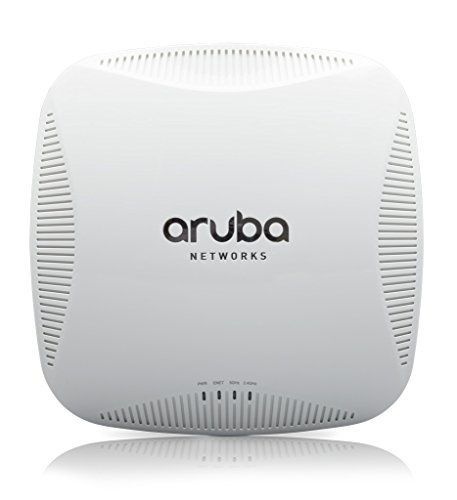 ARUBA IAP-215-US Aruba Instant IAP-215 Wireless Access Point, 802.11n / ac, 3x3: 3, dubbele radio, geïntegreerde antennes Beperkt regulerend domein: Verenigde Staten
