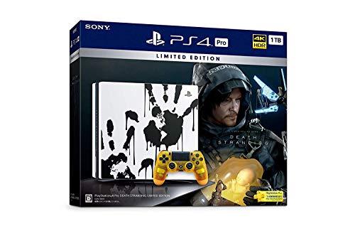 PlayStation 4 Pro DEATH STRANDING LIMITED EDITION 特別販売 【Amazon.co.jp限定】オリジナルPS4テーマ(配信)