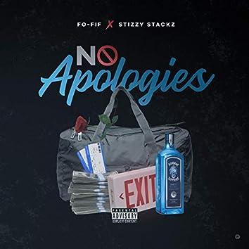 No Apologies (feat. Stizzy Stackz)