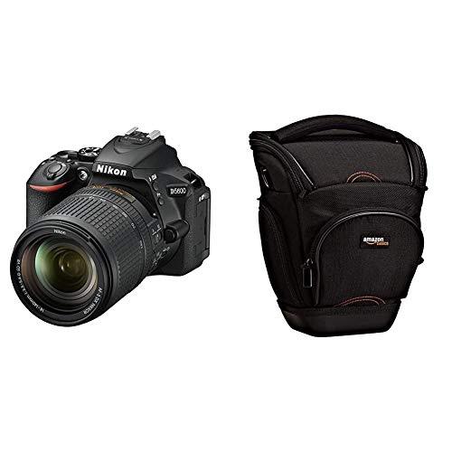 Nikon D5600 - Cámara réflex 24.2 MP (Pantalla táctil de 3