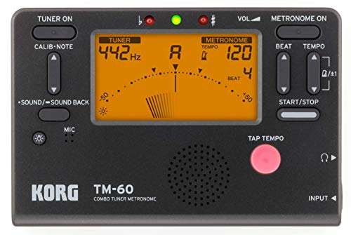 Korg - TM60-BK