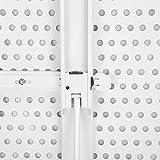 SHYEKYO Tabla de Planchar de la Pared, Tabla de Planchar confiable Anti-escaldado del Hierro para el Dormitorio para la Ropa