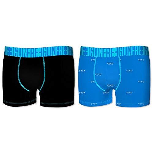 Freegun Underwear zwart/blauw